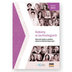 Raport Kobiety w technologiach