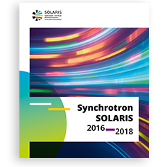 Synchrotron SOLARIS – raport z działalności